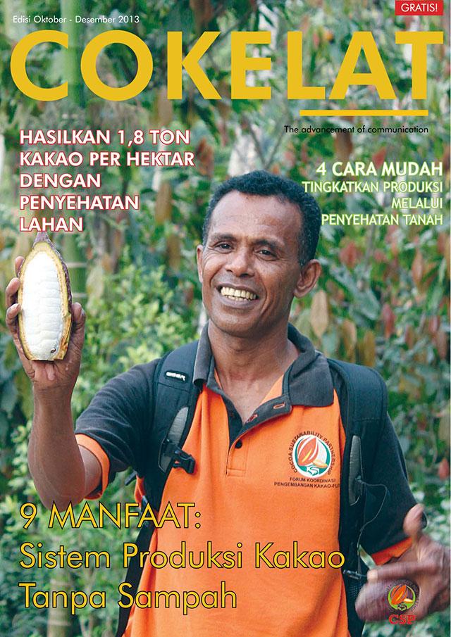 COKELAT Magazine: Vol. 06/October - December 2013