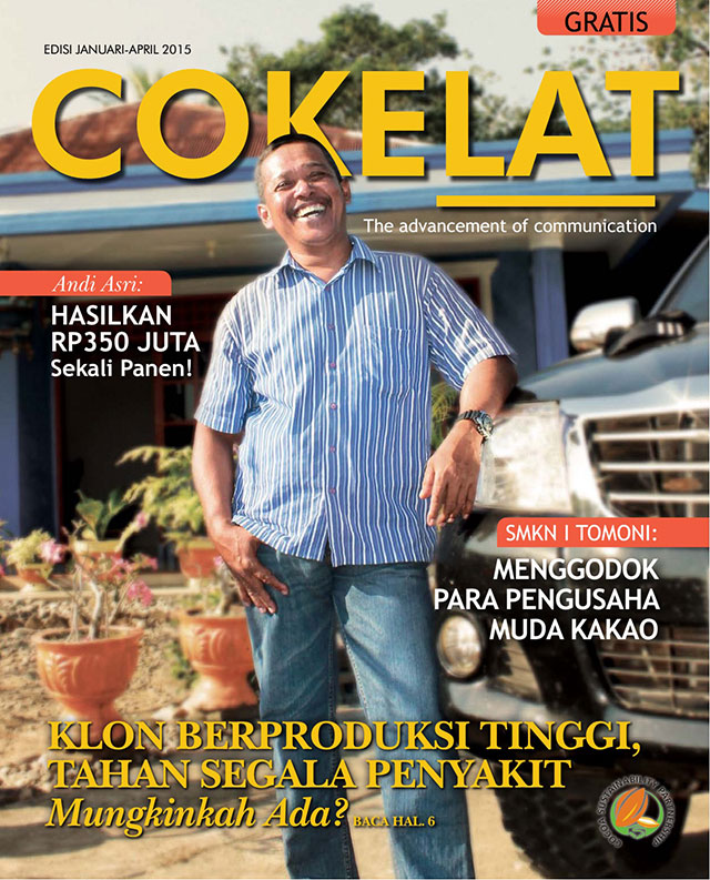 COKELAT Magazine: Vol 10/January - April 2015