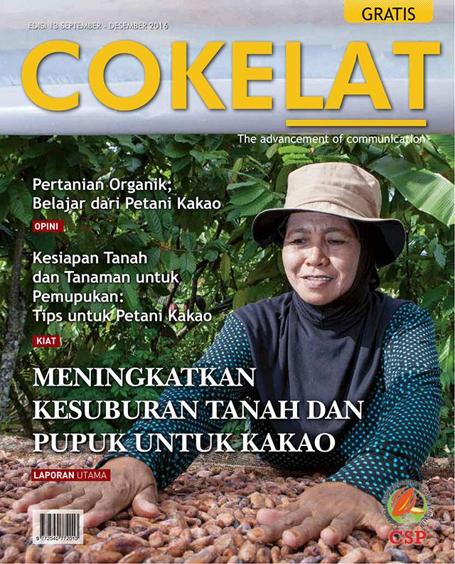 COKELAT Magazine: Vol. 13/September - December 2016