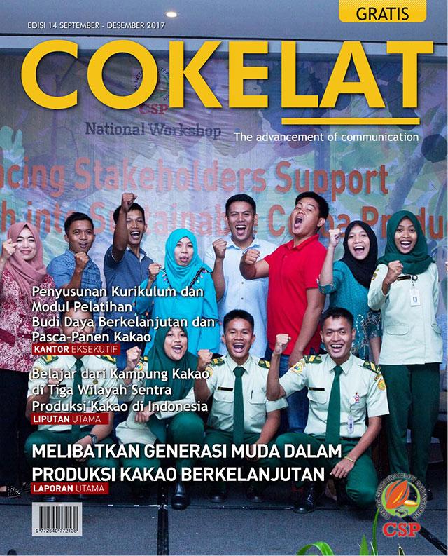 COKELAT Magazine: Vol. 14/September - December 2017