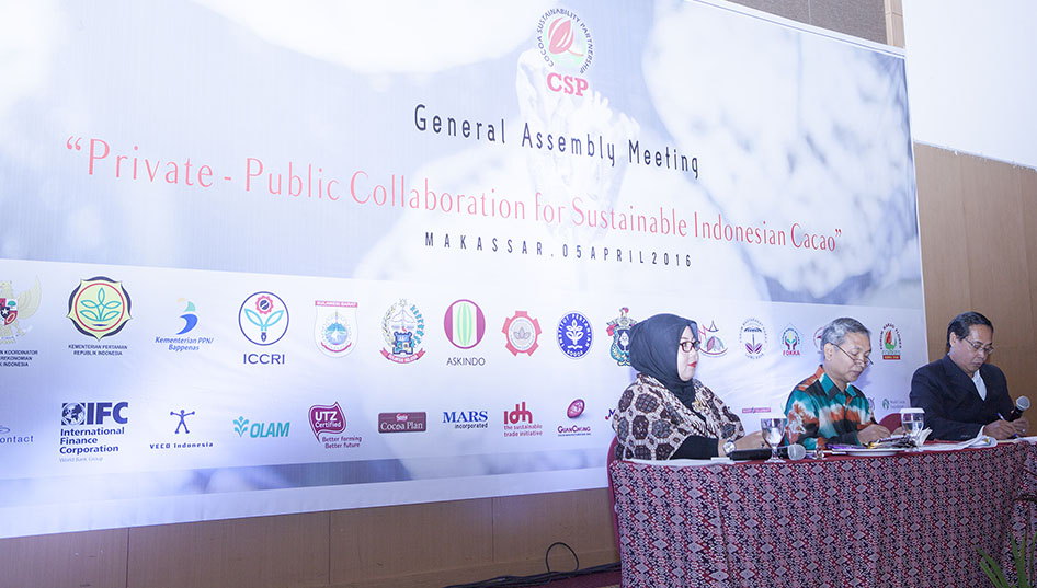 General Assembly Meeting, April 2016