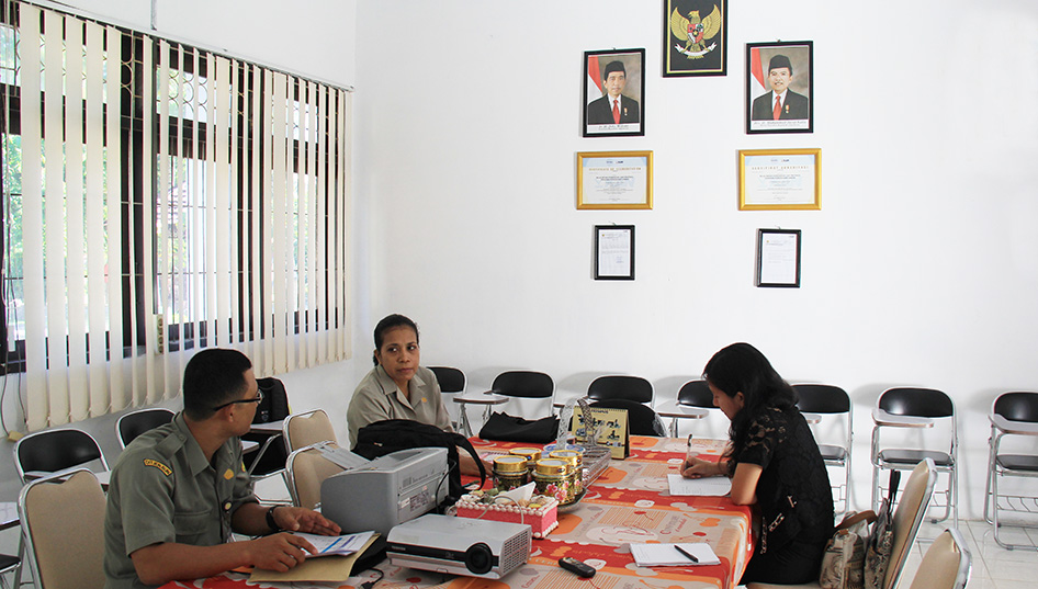 Discussion on Cocoa Planting Materials with BBPPTP Ambon
