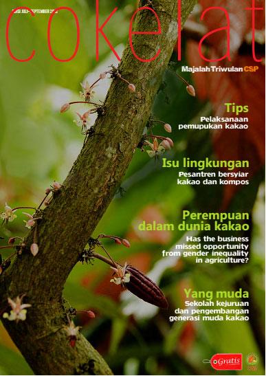 COKELAT Magazine: Vol. 02/July - September 2012