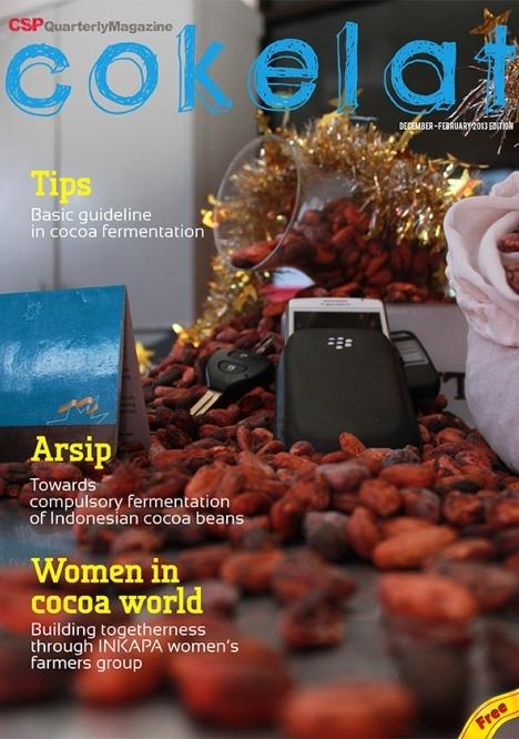 COKEELAT Magazine: Vol. 03/December - February 2013