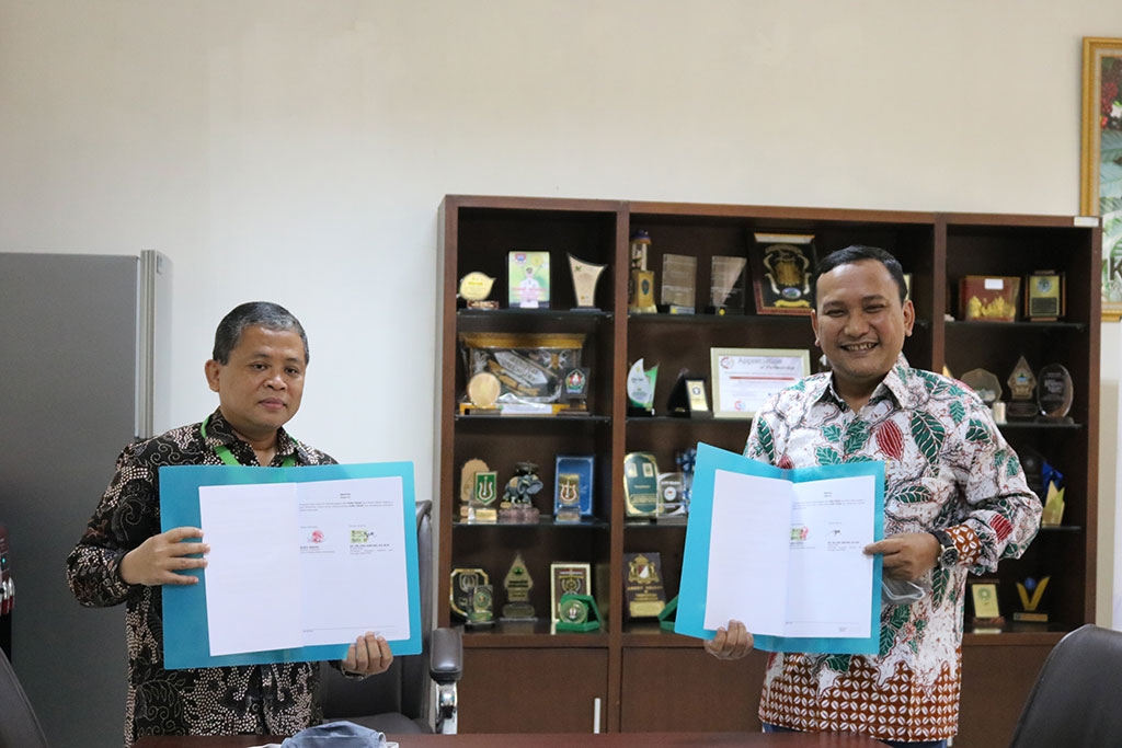 MoU Signing Between CSP and BALITTRI