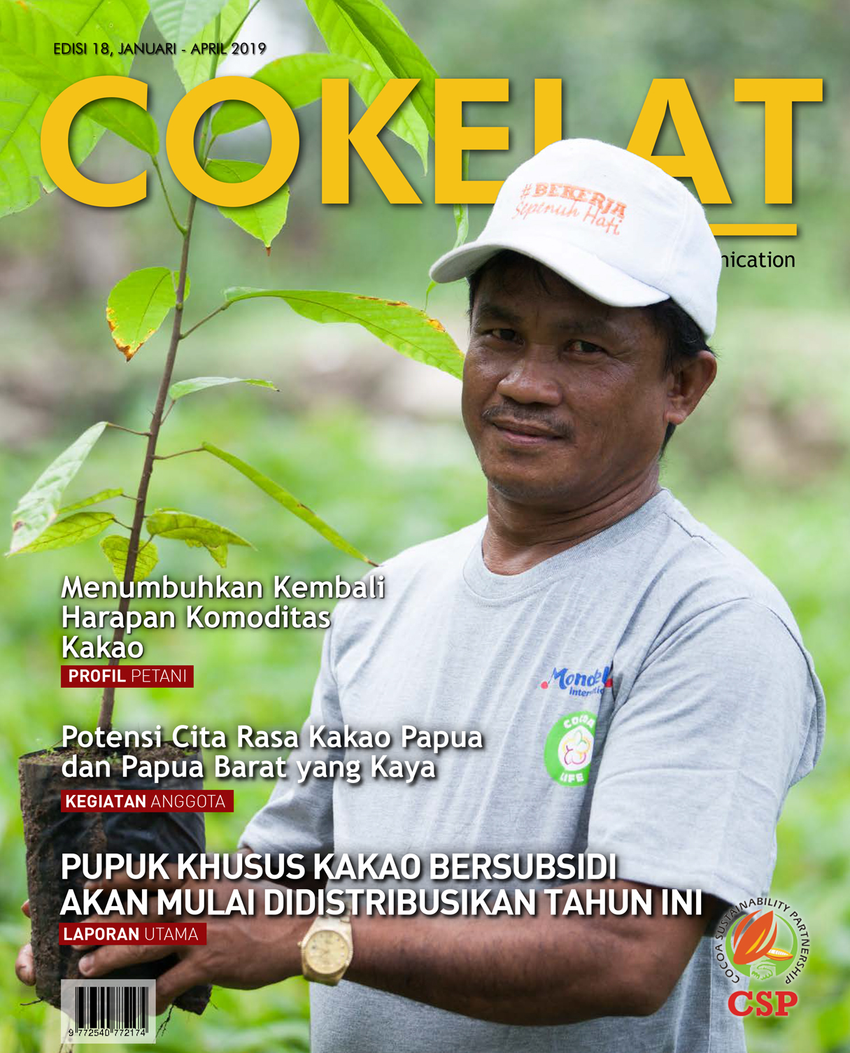 COKELAT Magazine: Vol. 18/January - April 2019