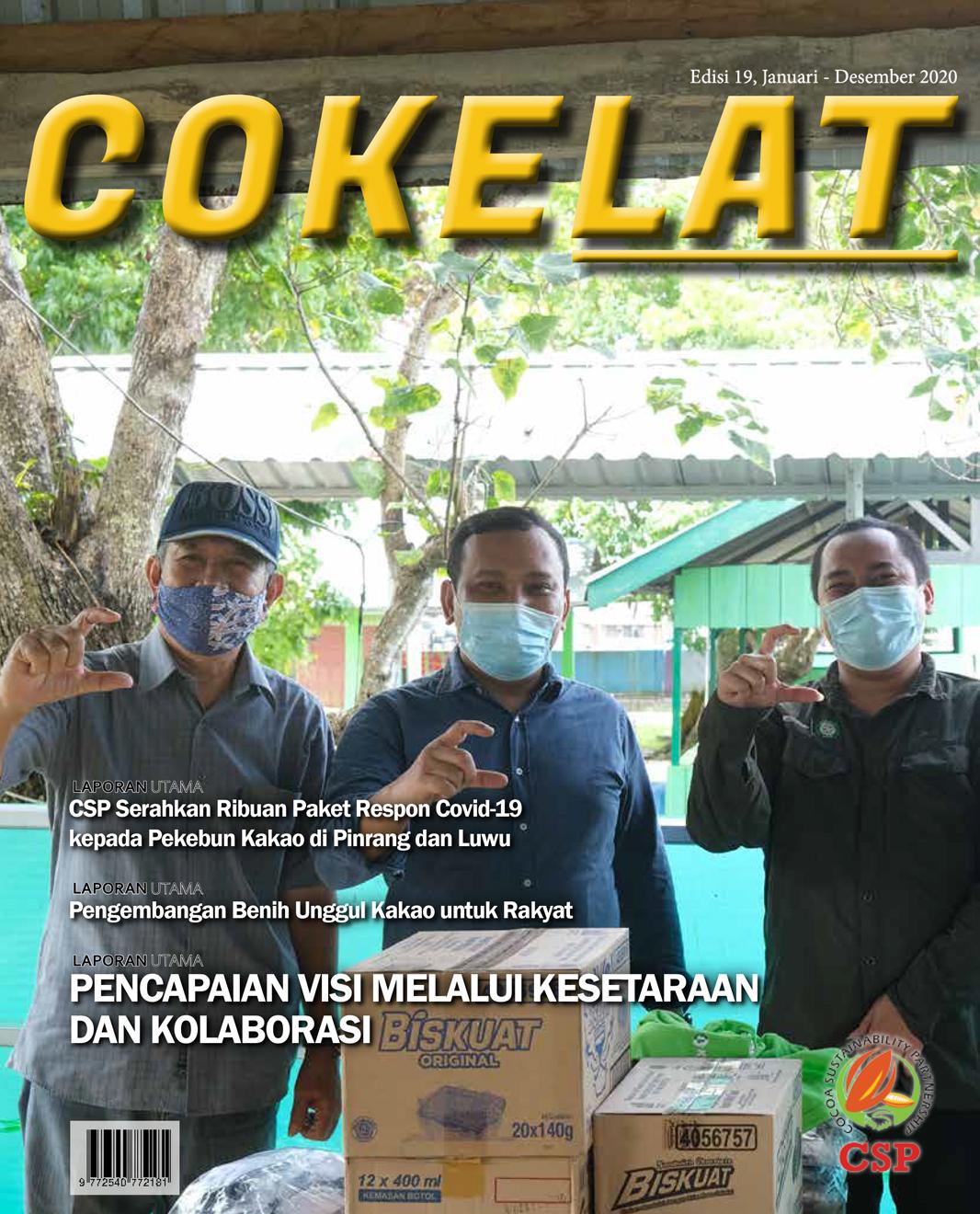 COKELAT Magazine: Vol. 19/January - December 2020
