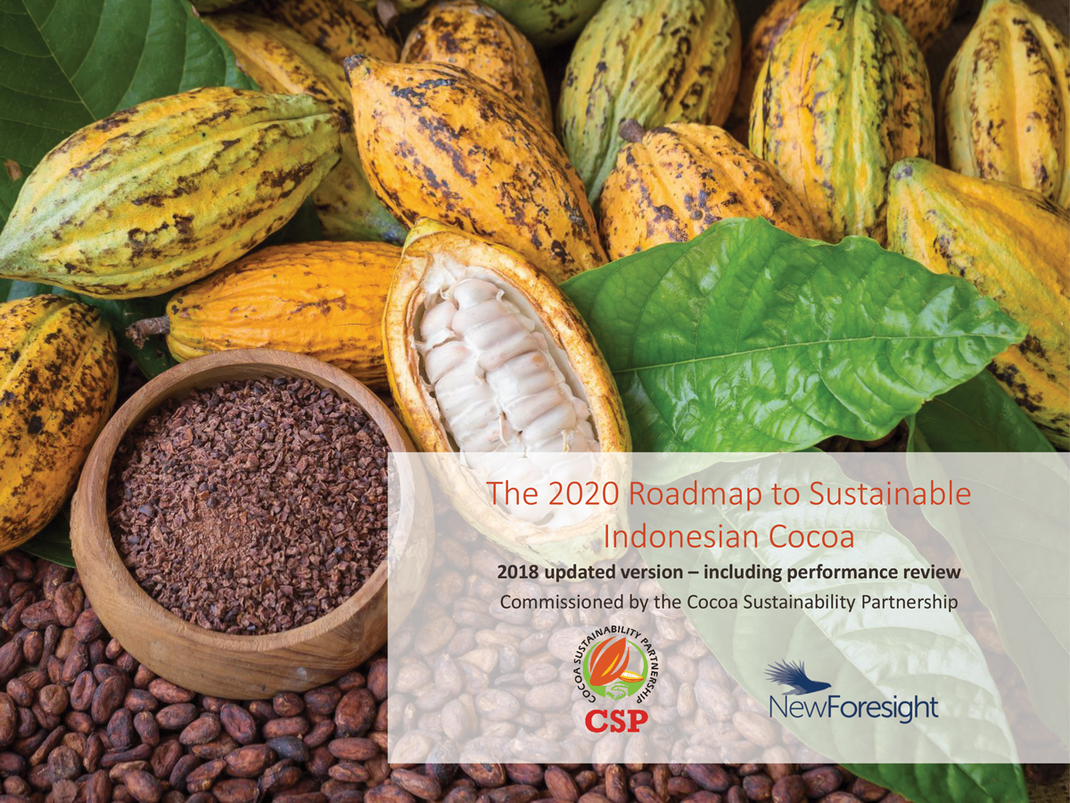 The 2020 Roadmap to Sustainable Indonesian Cocoa