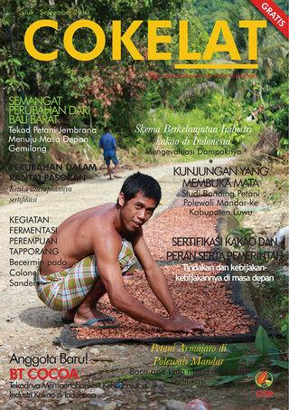 COKELAT Magazine: Vol. 05/July - September 2013