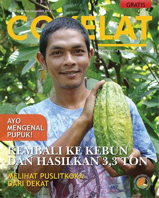 COKELAT Magazine: Vol. 09/August - December 2014