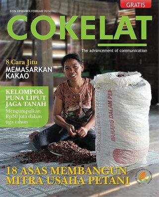 COKELAT Magazine: Vol. 07/December - February 2014