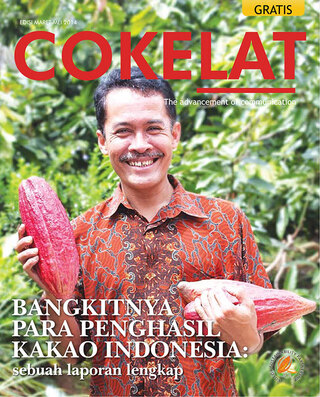 COKELAT Magazine: Vol. 08/March - May 2014