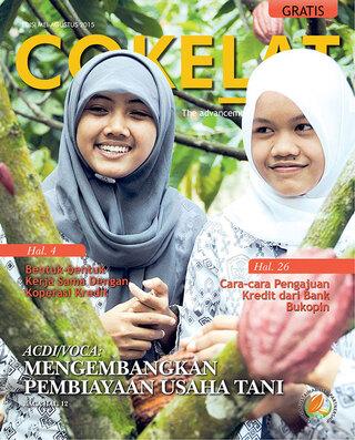 COKELAT Magazine: Vol. 11/May - August 2015