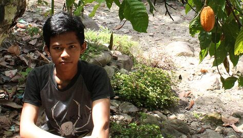 FADLI: LUCKILY TO BE A COCOA FARMER