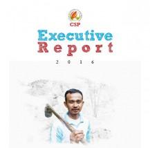 CSP Executive Report 2016