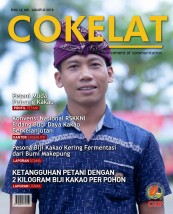 COKELAT Magazine: Vol. 16/May - August 2018